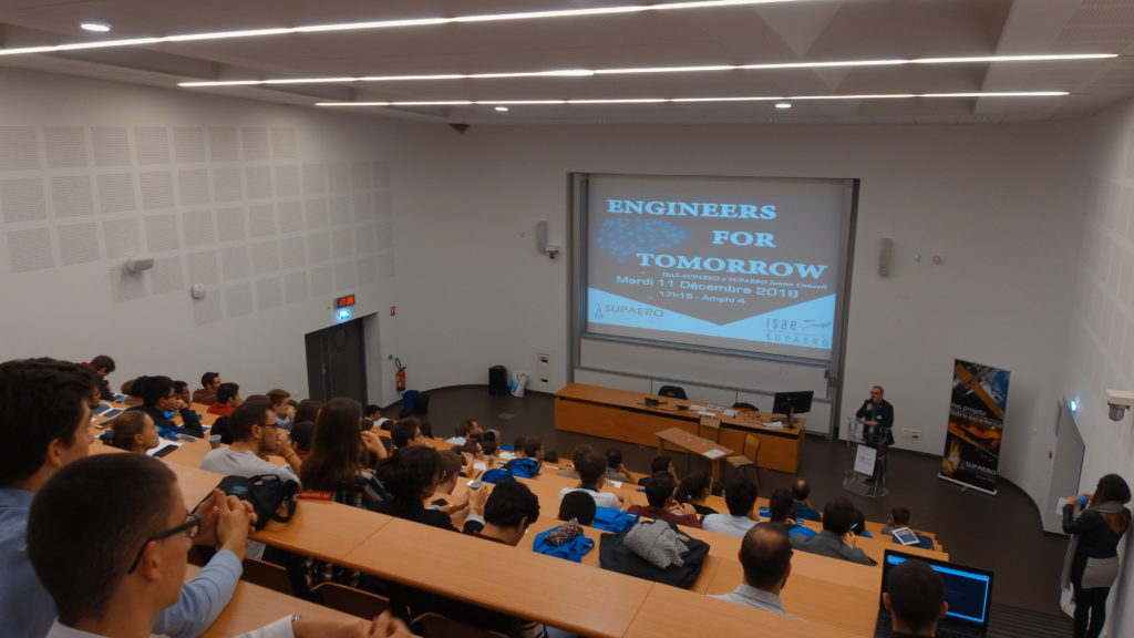 Engineers For Tomorrow 2018 - SUPAERO Junior Conseil